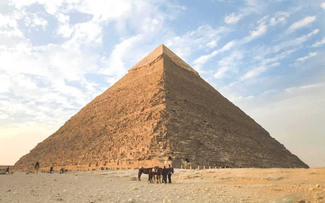 THANK THE EGYPTIANS