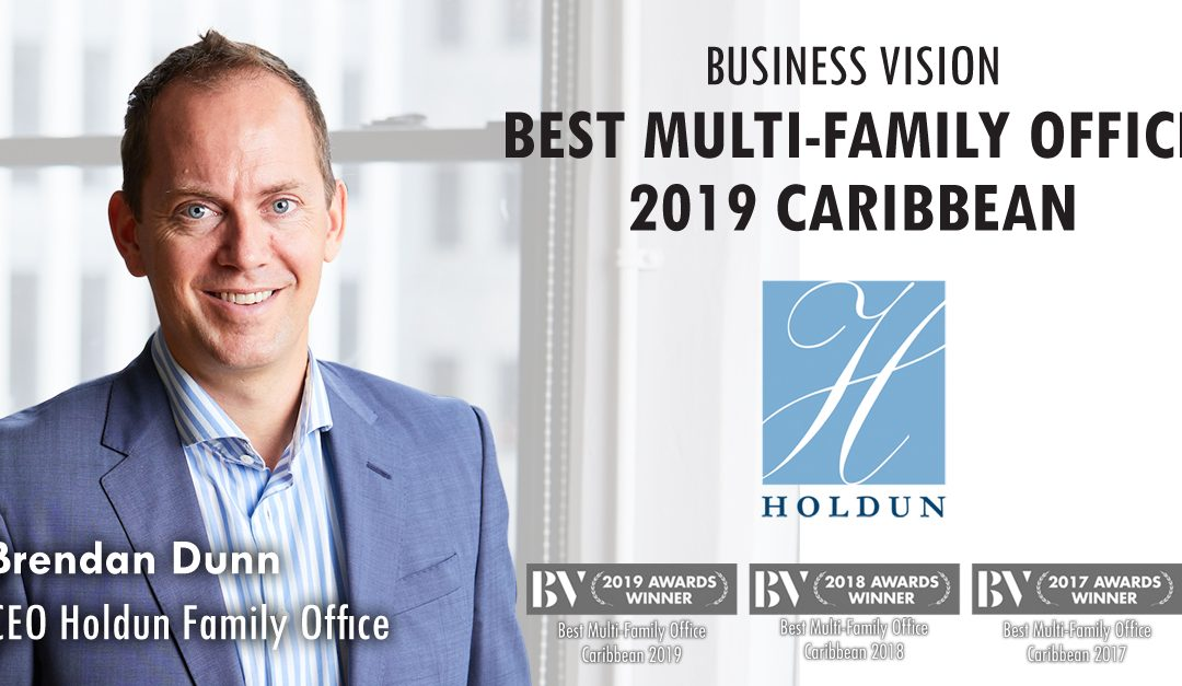 Best Multi-Family Office Caribbean 2019